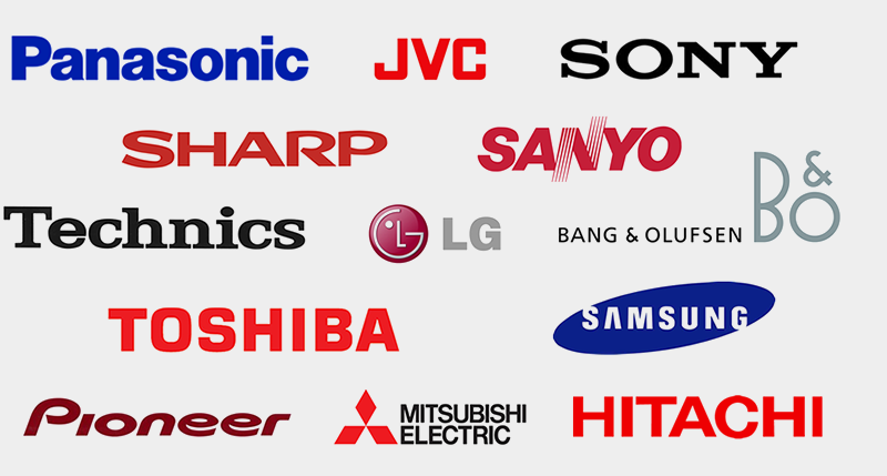 marcas televisores